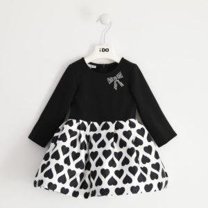 iDO Black Dress 1634