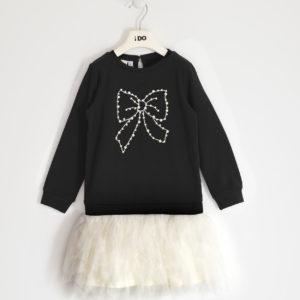 iDO Black Dress 1640