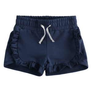 iDO Navy Shorts j769