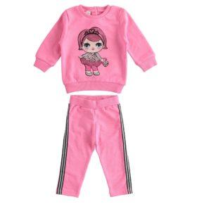 iDO Pink Tracksuit