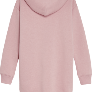 CALVIN KLEIN Pink Hoodie Dress 0717