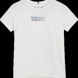 TOMMY HILFIGER White T-Shirt 5502