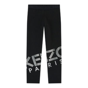 KENZO Black Leggings 24068