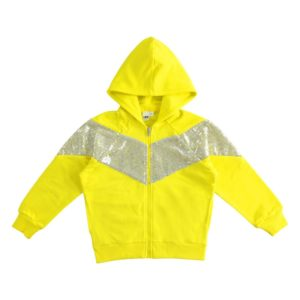 iDO Yellow Hoodie J504