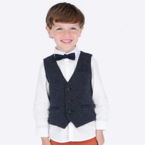 Mayoral Shirt & Waistcoat set