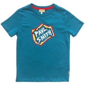 PAUL SMITH Blue Bertin T-Shirt 10742