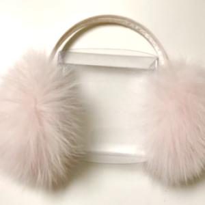 Bimbalò Pink Ear muffs