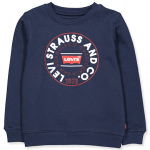 Levis Baby Navy Sweatshirt 6EC035