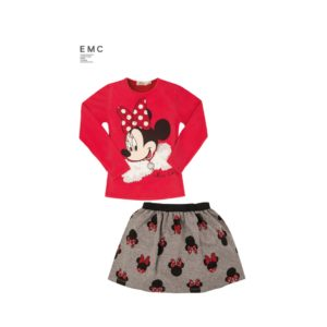 EMC Minnie Mouse Skirt Set
