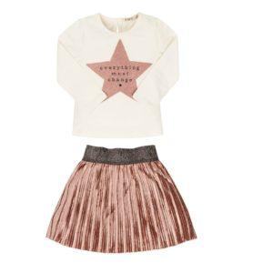 EMC Pink Skirt Set BX1740