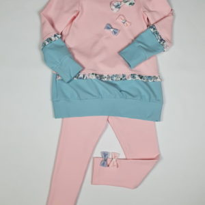 Daga Pink Legging Set 7904