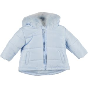 Mintini Boys Blue Jacket 4445