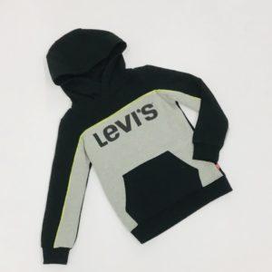 Levis Black Hoodie 9EB915