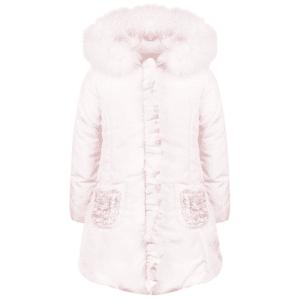 Bimbalò Pink Coat 5473