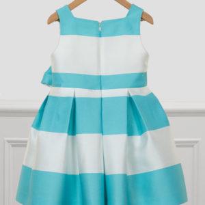 Abel & Lula Turquoise Dress 5026