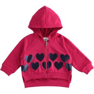 iDO Pink Hoodie 1661
