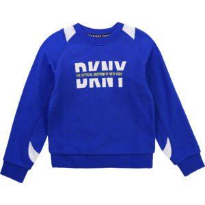 DKNY Blue Sweatshirt D25D38
