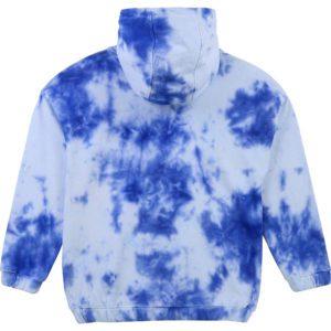 DKNY Blue Hoodie D25D39