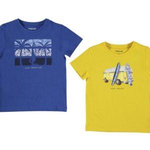 Mayoral 2 Pack T-Shirt Set 3033
