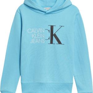 Calvin Klein Blue Hoodie 0799