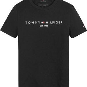Tommy Hilfiger Black T-Shirt 5844