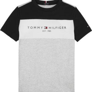 Tommy Hilfiger Grey T-Shirt 6534