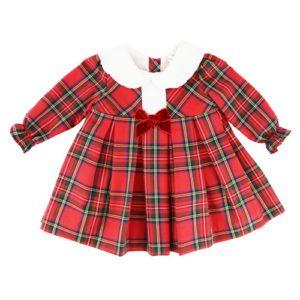 Mintini Tartan Dress 3077