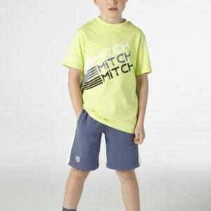 MITCH Lime Maryland T-Shirt
