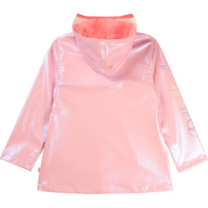Billieblush Pale Pink Raincoat U16278
