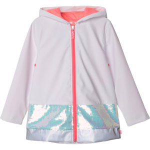 Billieblush White Raincoat U16279