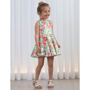Abel & Lula Dress 5022