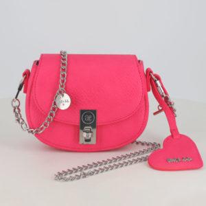 Abel & Lula Fuchsia Bag 5465