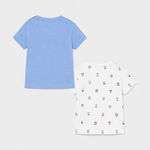 Mayoral Toddler 2 T-Shirt Set 1008