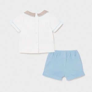 Mayoral Baby Shorts Set 1201