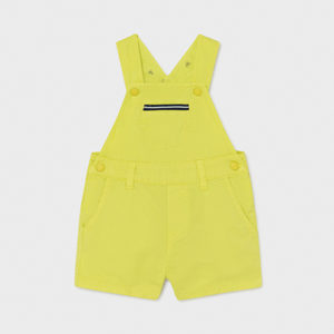 Mayoral Toddler Lime Dungarees 1663