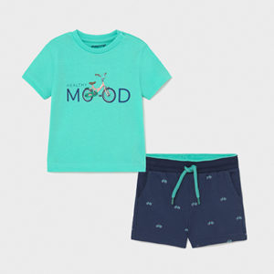 Mayoral Toddler Shorts Set 1673