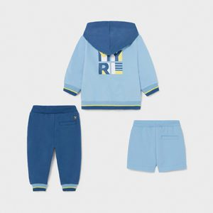Mayoral Toddler 3 Piece Tracksuit 1845