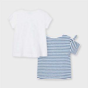 Mayoral 2 T-Shirt Set 3009