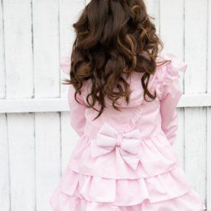 Caramelo Pink Coat