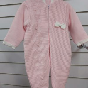Pretty Originals Knitted Pramsuit