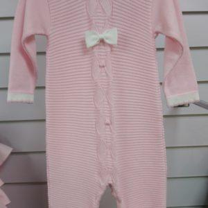 Pretty Originals Knitted Romper