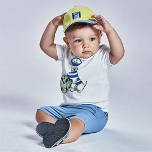 Mayoral Toddler Shorts 1245