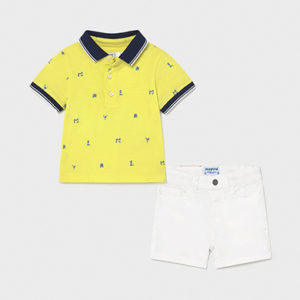 Mayoral Toddler Shorts Set 1254