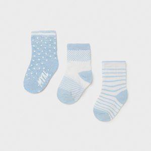 Mayoral Baby 3 Pair Sock Set 9362