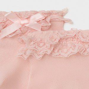 Mayoral Baby Pink Socks 9367