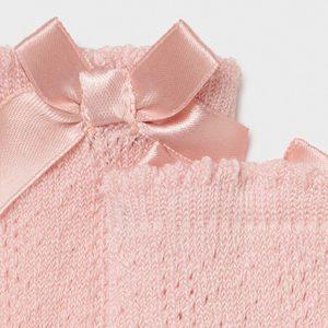 Mayoral Baby Pink Socks 9368