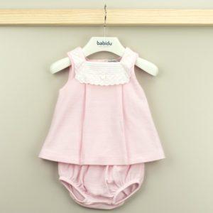 Babidu Pink Set 43340