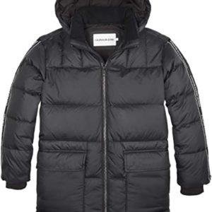 Calvin Klein Black Down Jacket