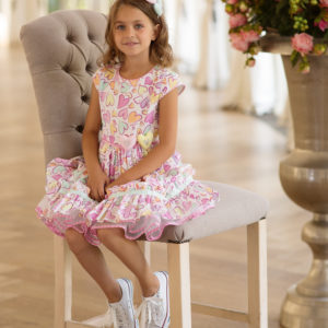 Daga Hearts Dress 8331