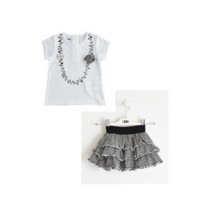 iDO Skirt Set 2741
